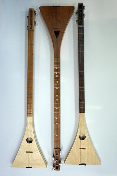 4 String Full Chromatic Chord Stik